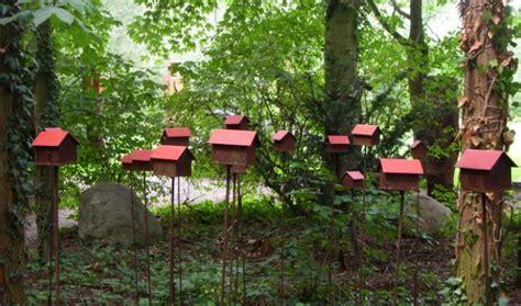 Kleine Häuschen Im Wald, Hombroich  Foto S Hopp Insel