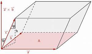 Fehlende Koordinaten Berechnen Vektoren : 2 1 5 spatprodukt mathelike ~ Themetempest.com Abrechnung