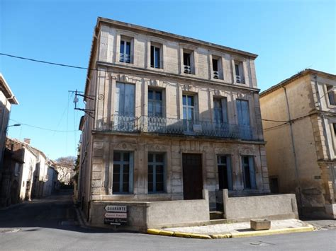 maison a vendre herault maison 224 vendre en languedoc roussillon herault cruzy grande maison de ma 238 tre comprenant 4