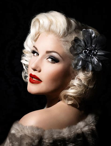 1950s Curly Hairstyles by Curly Hairstyles Hairstyles 2018
