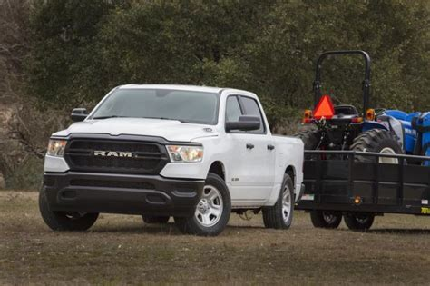 The 2019 Ram 1500 Tradesman Is Ready To Work  Torque News