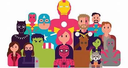 Avengers Infinity Endgame Clipart Marvel End Captain