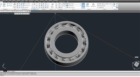 ab and back machine bearing autocad 3d cad model grabcad