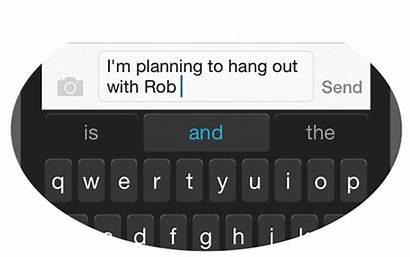 Swiftkey Keyboard Word Prediction Iphone Ios Android