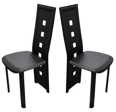 dossier de chaise chaises dossier haut