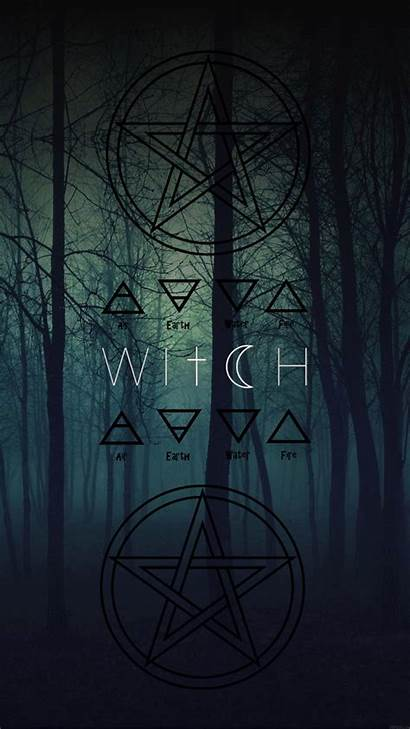 Aesthetic Witch Wicca Wallpapers Witchcraft Wiccan Witches