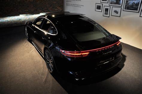porsche panamera turbo 2017 black the 2017 porsche panamera launched in malaysia autoworld