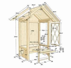 Holzpferd Bauanleitung Bauplan : gartenlaube selber bauen posts garten in 2018 pinterest garten gartenlaube und garten ideen ~ Yasmunasinghe.com Haus und Dekorationen