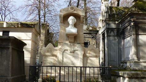 histoire de la chaise les tombes du père lachaise alfred de musset