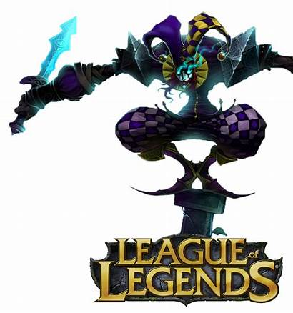 Shaco League Legends Jungle