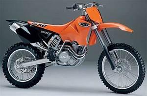 Ktm 520 525 Sx Mxc Xc Exc Smr