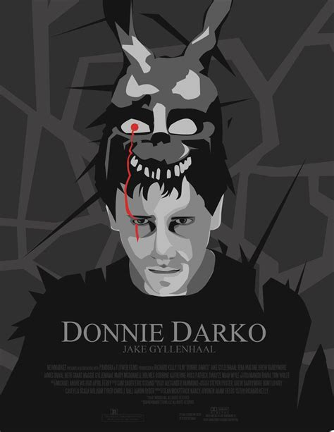 donnie darko poster movies repeat viewings