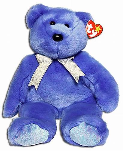 Ty Teddy Buddies Beanie Bear Bears Stuffed