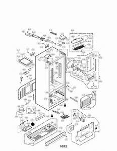 Lg Lfx28978st Parts Diagram