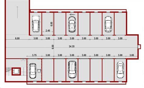 dimensione box auto come progettare un garage la guida tecnica biblus bim