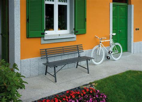 panchine esterno panchine lamacchia mobili da giardino riccione