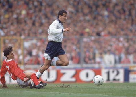 Tottenham 2 Nottm Forest 1 in May 1991 at Wembley. Vinny ...