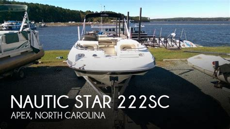 Nautic Star Boats For Sale Nc 2012 nautic star 222sc apex north carolina boats