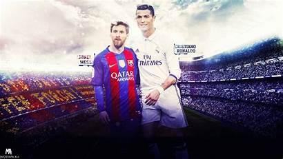Messi Ronaldo Legends Cristiano Lionel Football Epic