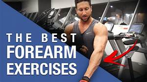 Forearm Workout  Best Forearm Exercises To Reach Popeye Status