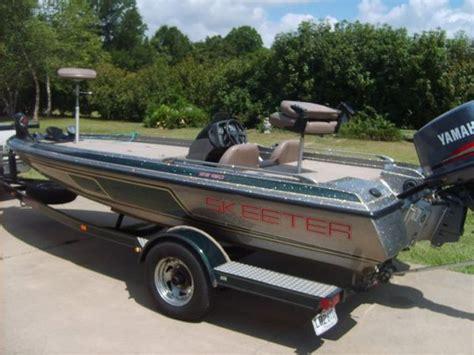 Skeeter Bass Boat Dealerships 1998 skeeter ss150 bass boat for sale in alexandria