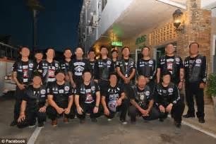 Outlaw Bikers Motorcycle Gang