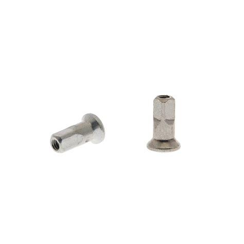 Sapim Inverted Aluminium Or Brass Aerodynamic Profile And