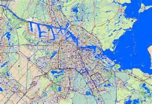 Amsterdam Und Umgebung Karte