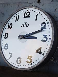 Horloge De Gare : horloge de gare ato ~ Teatrodelosmanantiales.com Idées de Décoration