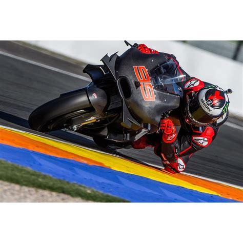 ducati gp16 99 moto gp test valencia 2016 jorge lorenzo
