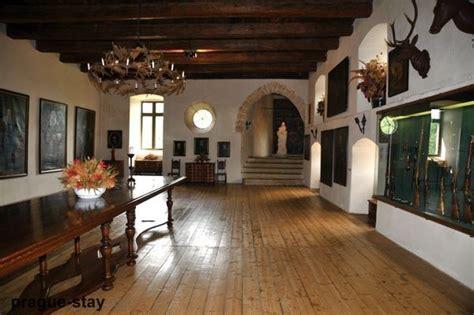 interiors  castles kost castle czech republic