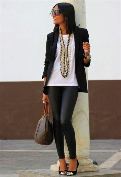 17 Black Blazer Outfit Ideas - fashionsy.com