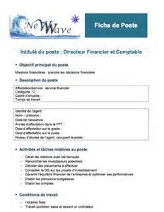 fiche metier secretaire comptable fiche de poste secretaire comptable 28 images modele fiche de poste secretaire comptable