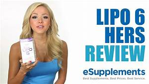 Nutrex Research Labs Lipo 6 Hers Multi-phase Fat Burner Reviews - Esupplements Com