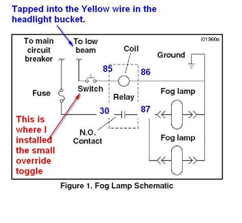 Harley Davidson Fog Light Wiring Diagram by How To Wire Auxiliary Lights Harley Davidson Forums