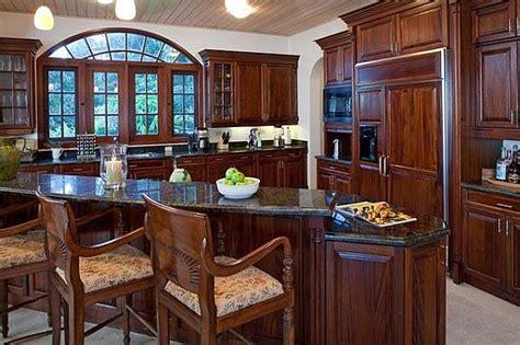 Carribean Kitchen by The Charming Villa Carlota In The Caribbean