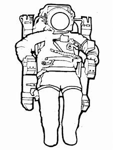 Astronaut Printable Templates - Pics about space