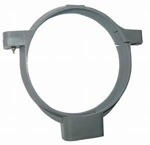Collier De Fixation Plastique : collier plastique gris charni re et boulon pour tubes ~ Edinachiropracticcenter.com Idées de Décoration