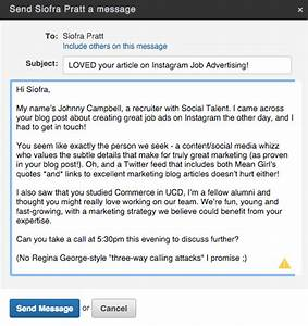 8 simple tips to increase your linkedin inmail response rates With linkedin message template