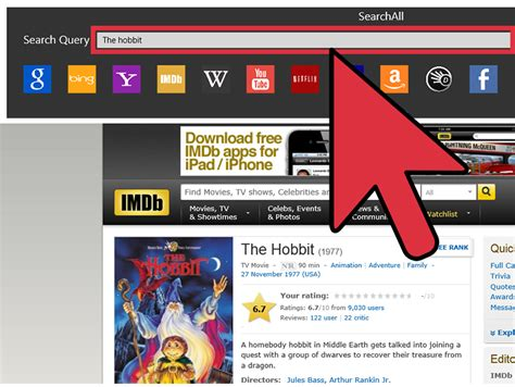 how to get imdb search for windows 8 5 steps with pictures