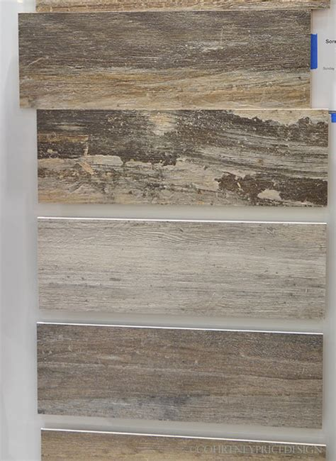 home depot rustic wood look tile icff trends and finds huffpost
