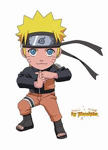 Render Chibi Naruto by Marcinha20 on DeviantArt