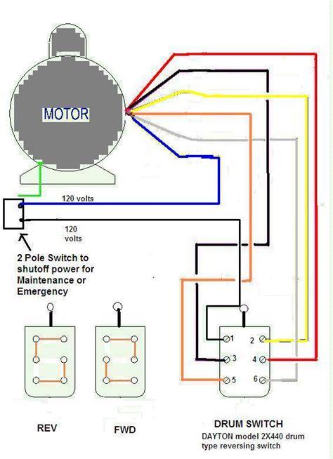 wire   emerson cap start run  hp