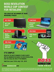Boss revolution retailer39s site rates access numbers for Boss revolution promo code
