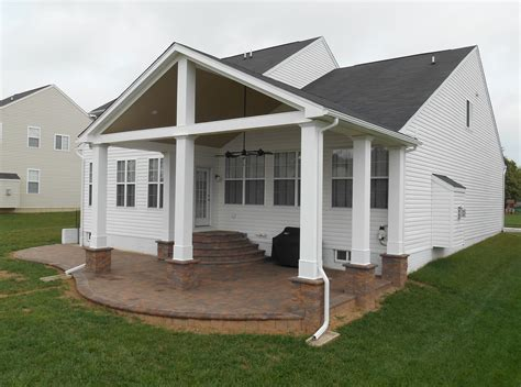 builders in maryland porches cedarbrook