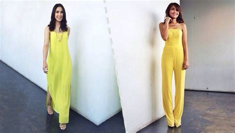 Who Looks Better In Yellow Julia Barretto Or Kathryn Bernardo | Preview