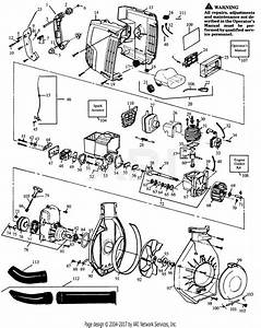 26 Poulan Pro Blower Parts Diagram