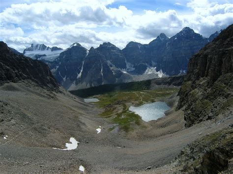 The Valley Of valley of the ten peaks valley in alberta thousand wonders