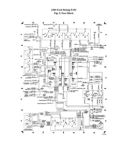 1989 Ford F 150 Wiring Diagram by I Need The Wiring Diagram For The Ignition Switch On My