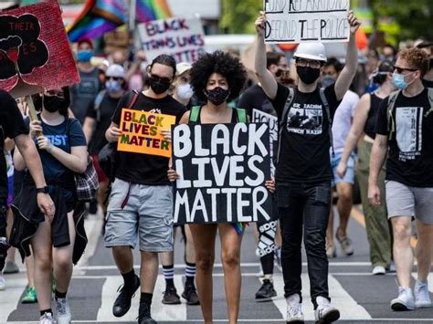 Tired of our country catering to Black Lives Matter | News ...